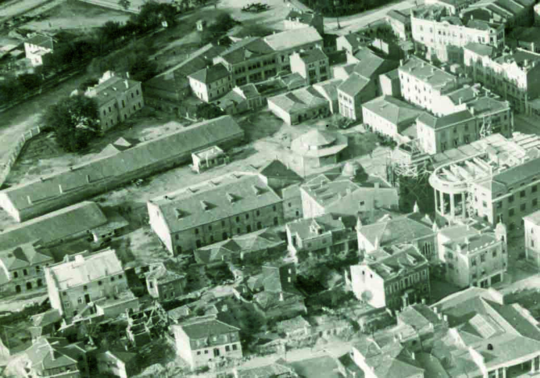 Архивен изглед от началото на XX век