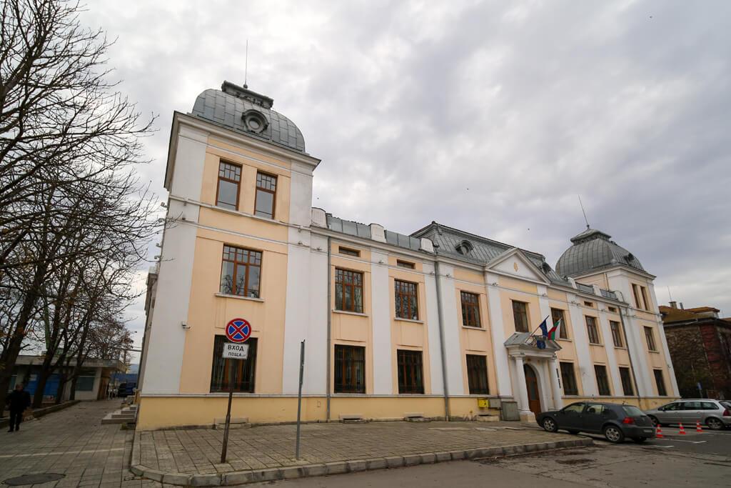 Сграда на митницата