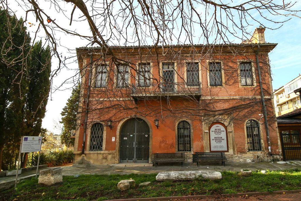 Музей за нова история на Варна