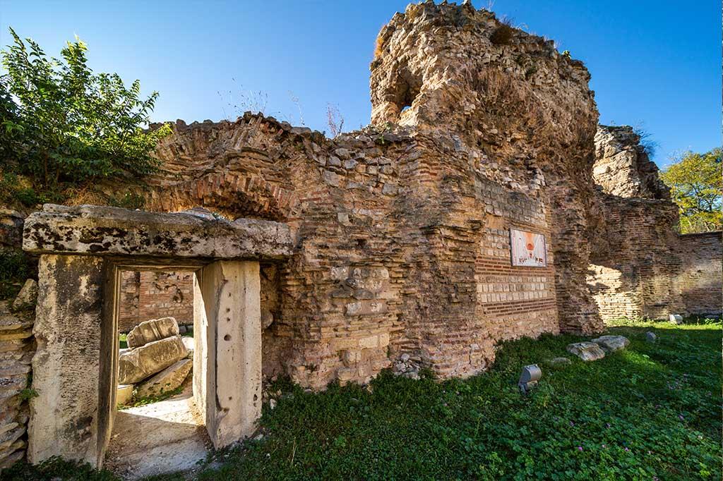 Римски терми (големи)