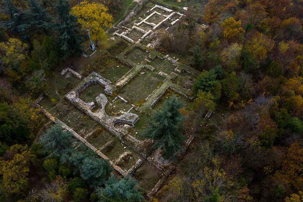 Византийска базилика /Джанавара/