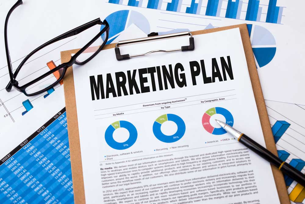 The implementation of the Digital Marketing Plan