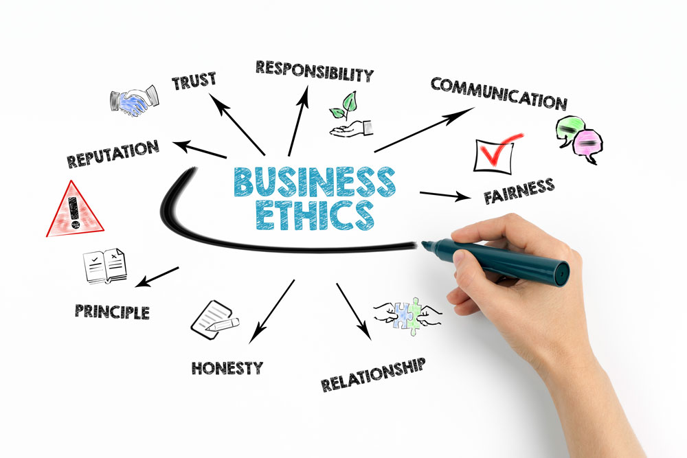 Stevens Business ethics