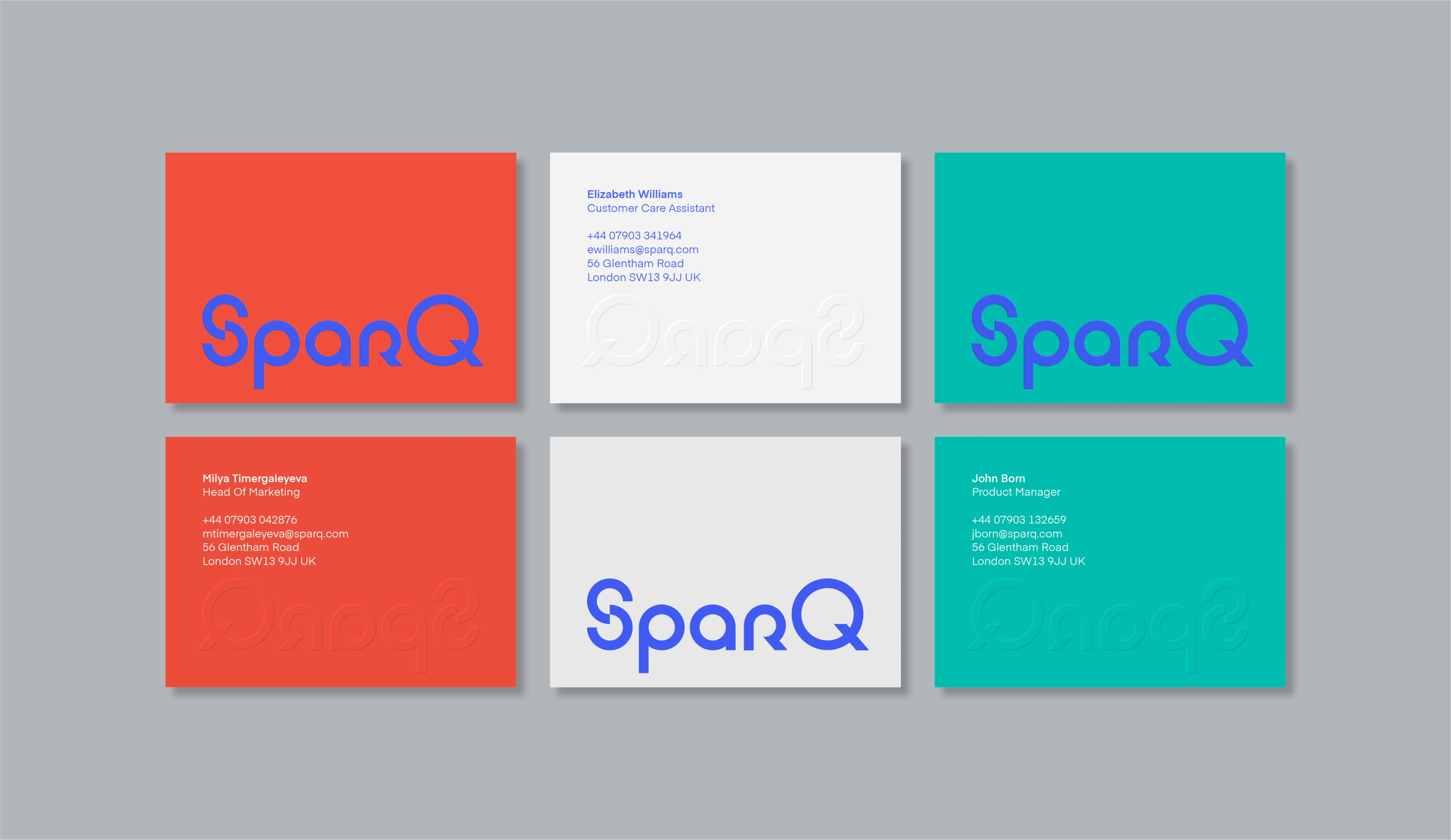 SparQ digital TV software branding