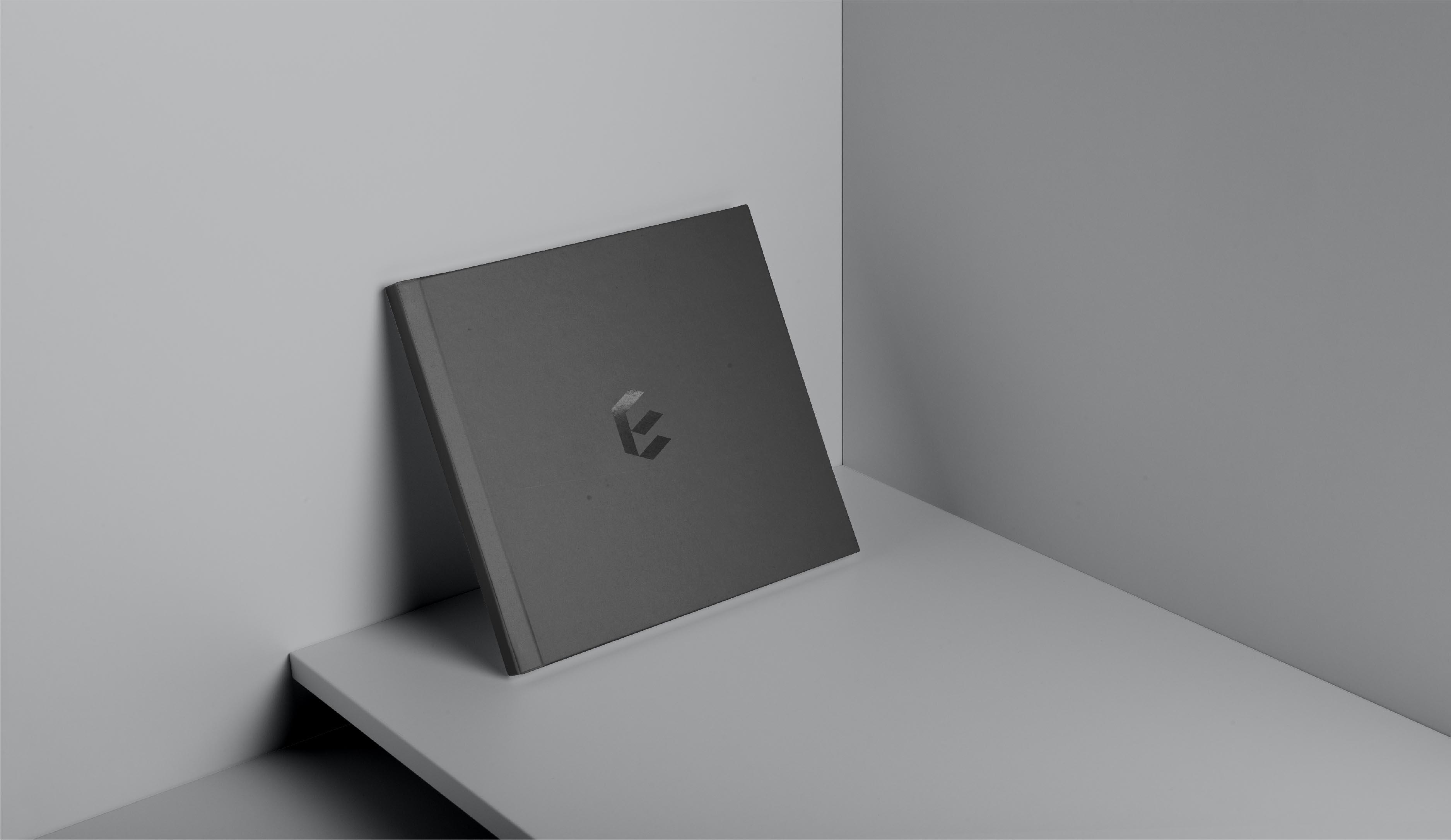 Euscher Design brand identity