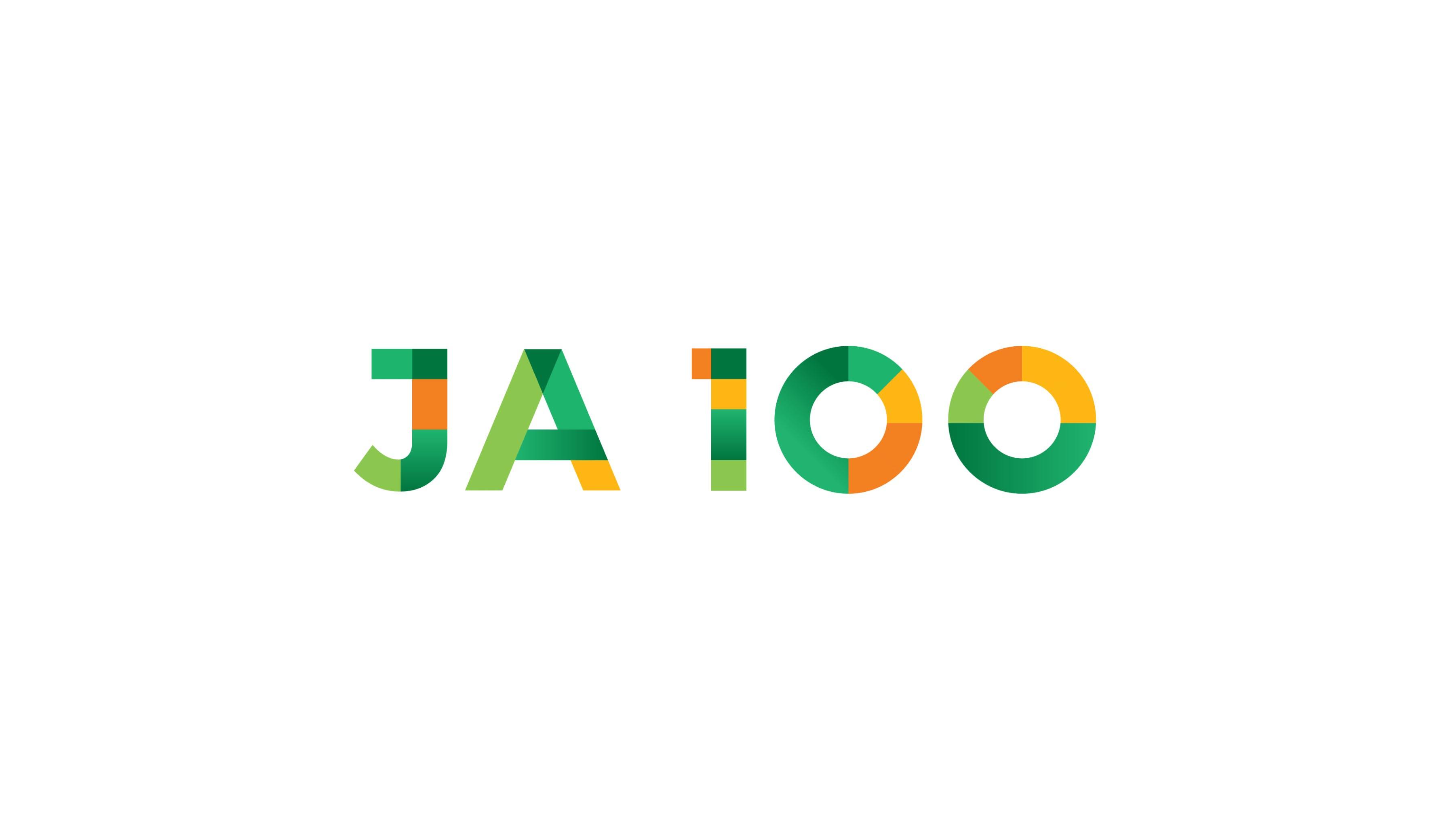 JA Worldwide centennial rebrand