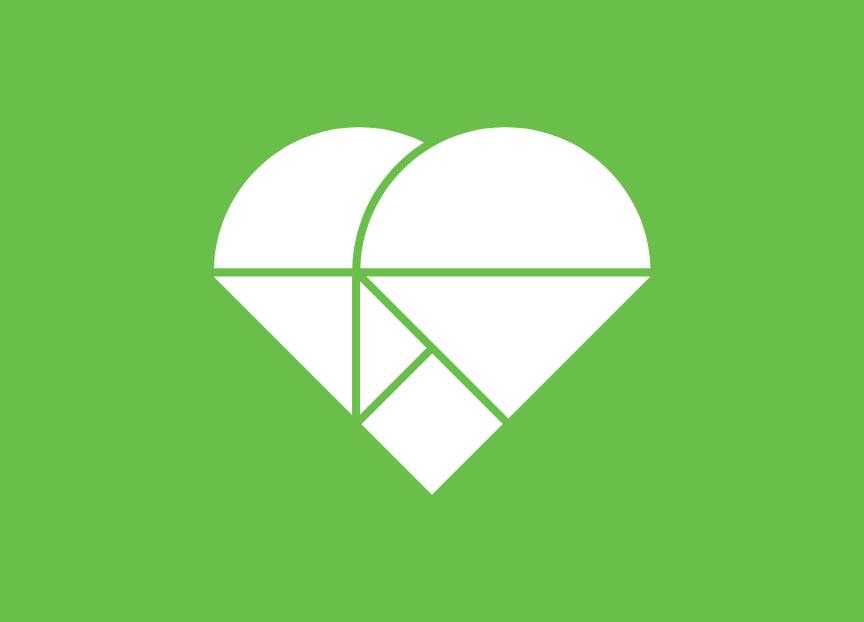 Pi-Cardia brand identity design
