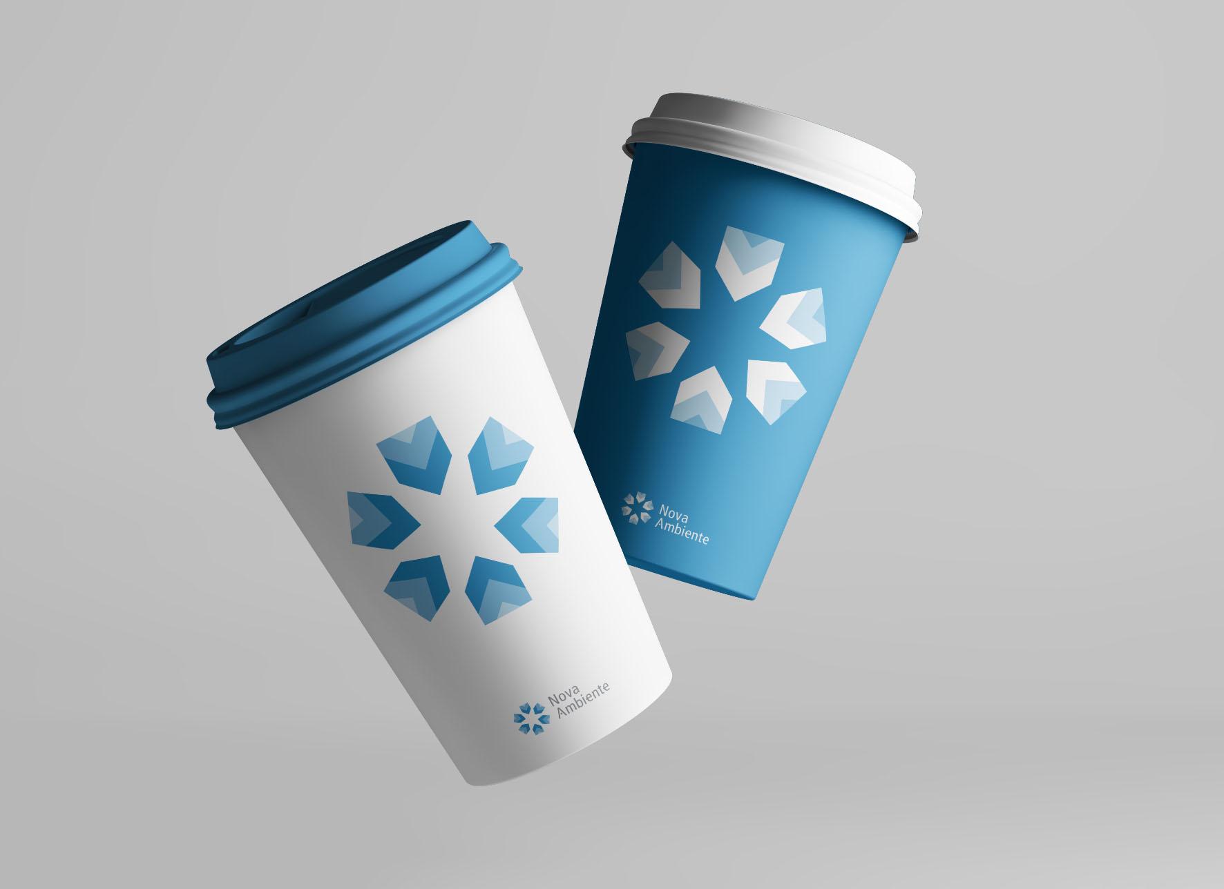 Nova-Ambiente brand identity