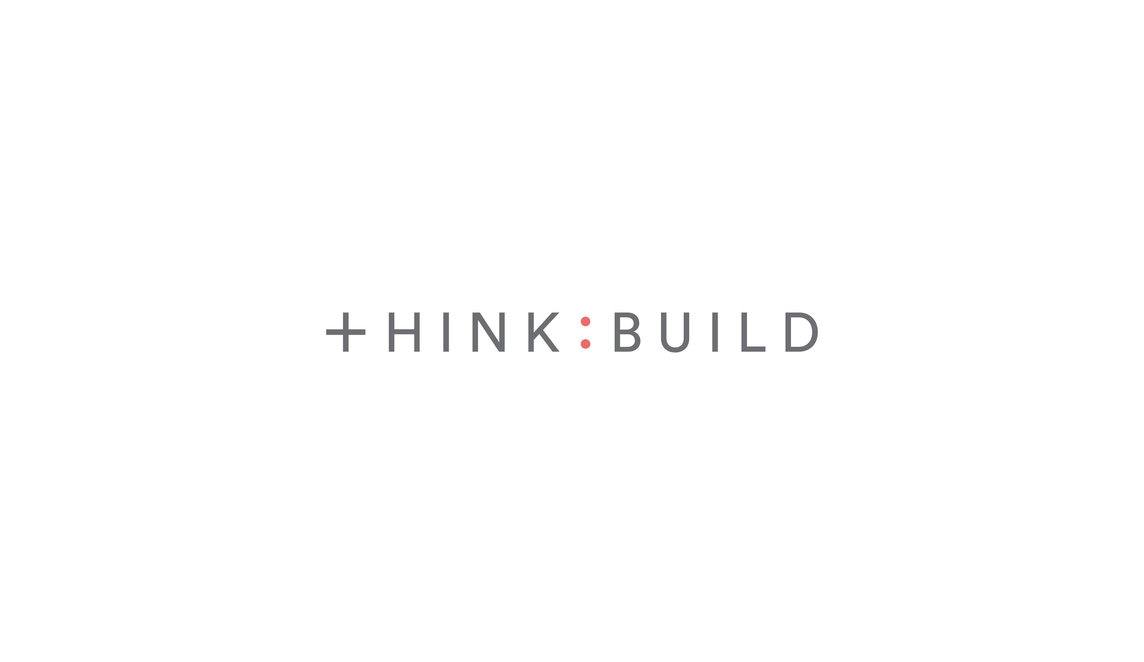 Think:Build brand identity