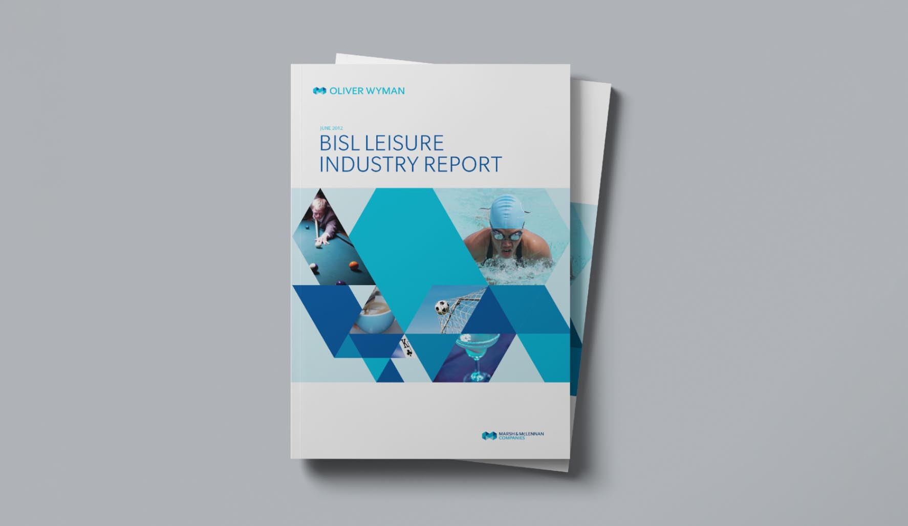 Oliver Wyman report design