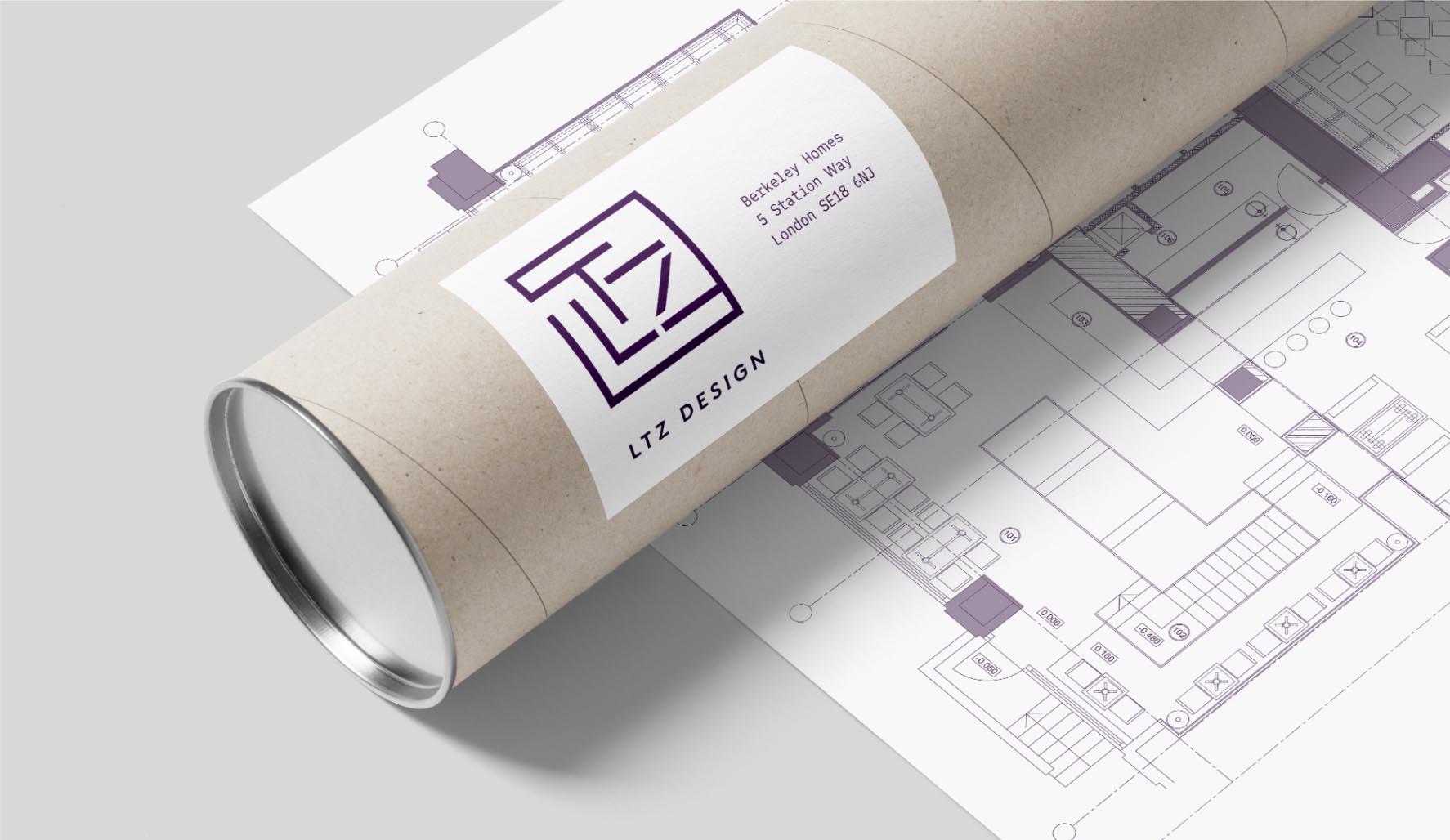 LTZ Design Logo Design Brand Identity