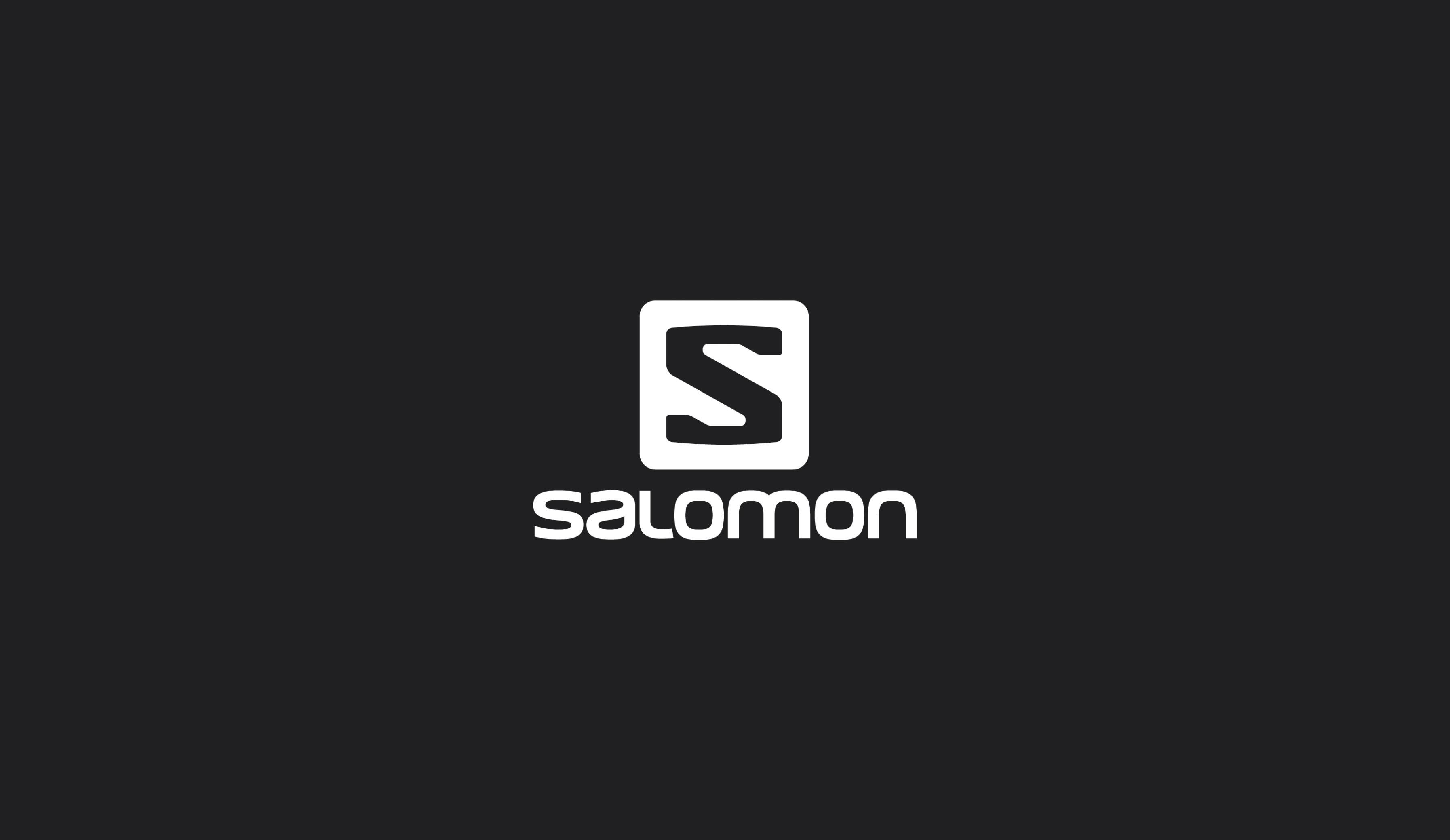 Salomon logo design