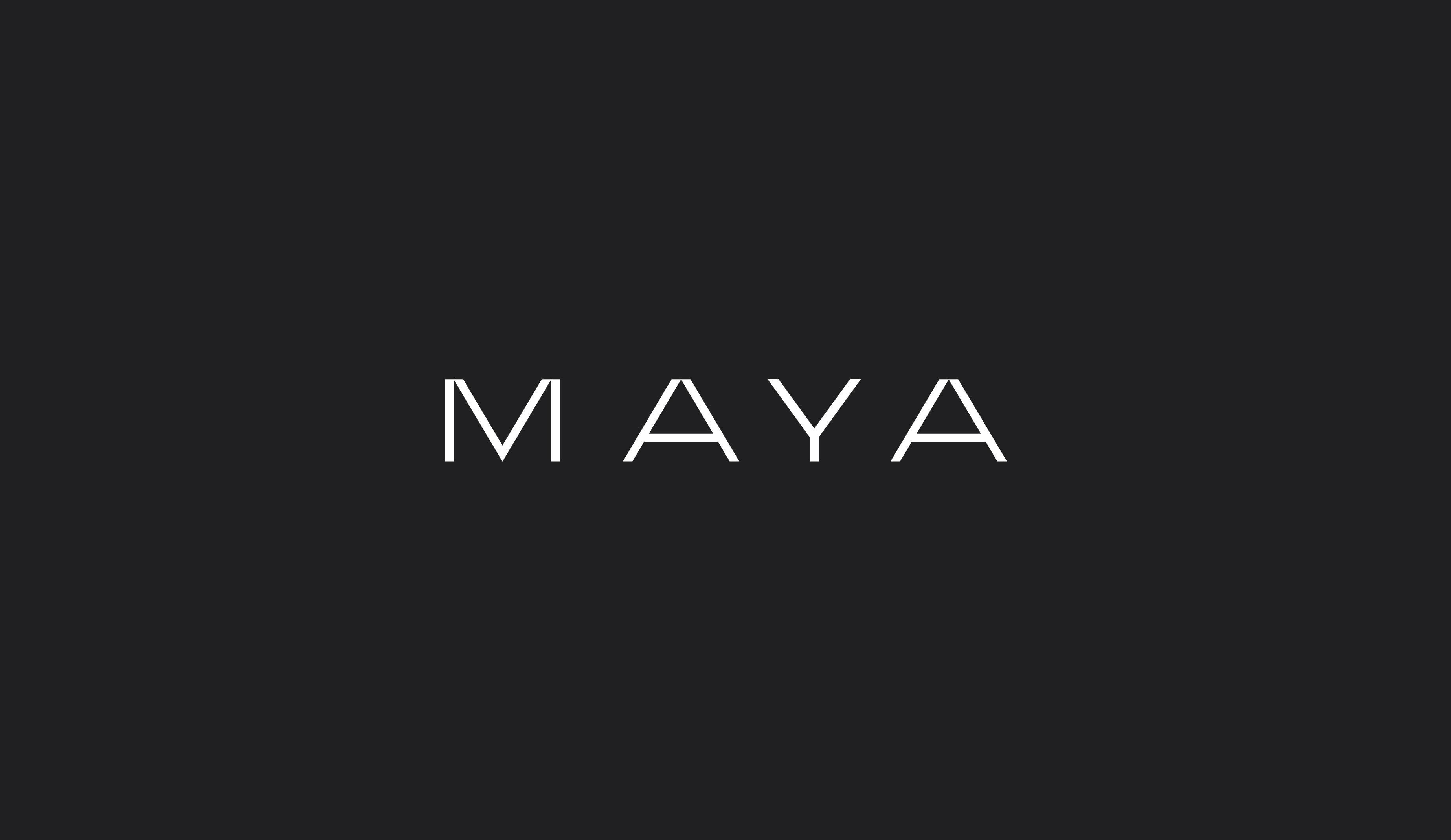Maya logo design