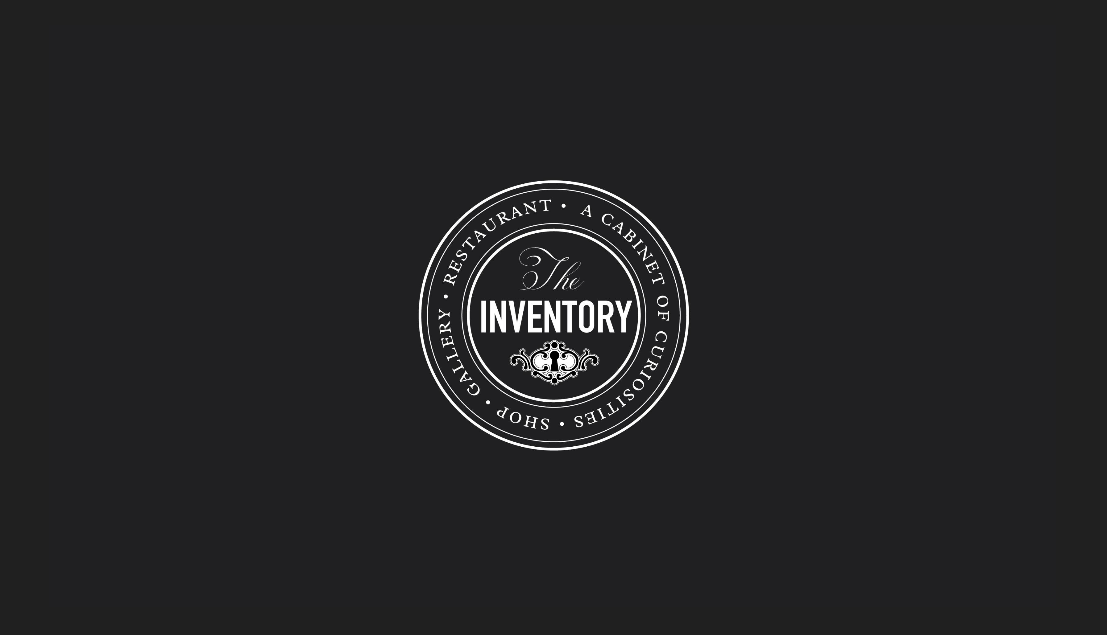 Inventory logo design