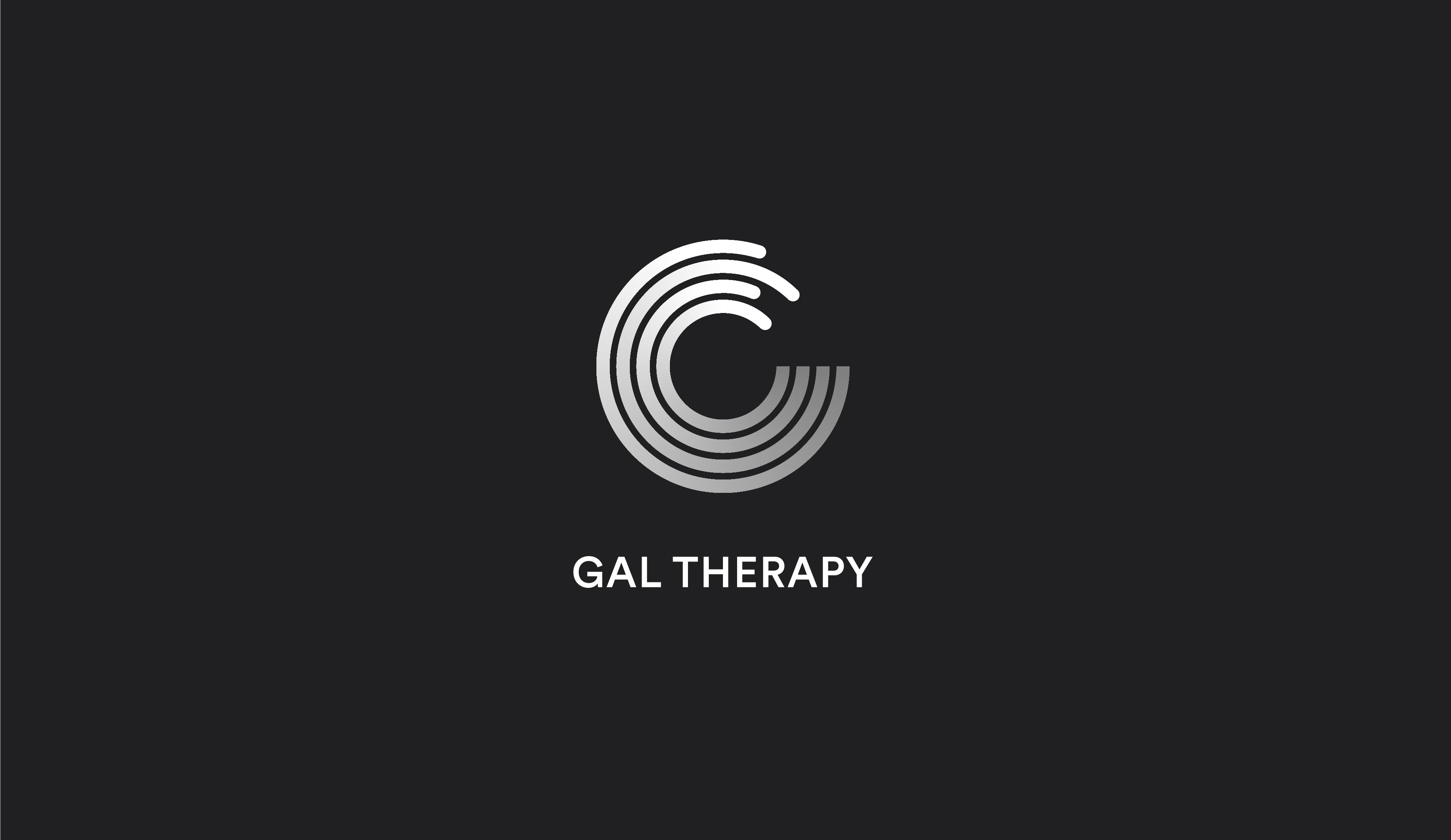 GAL Therapy Logo Design
