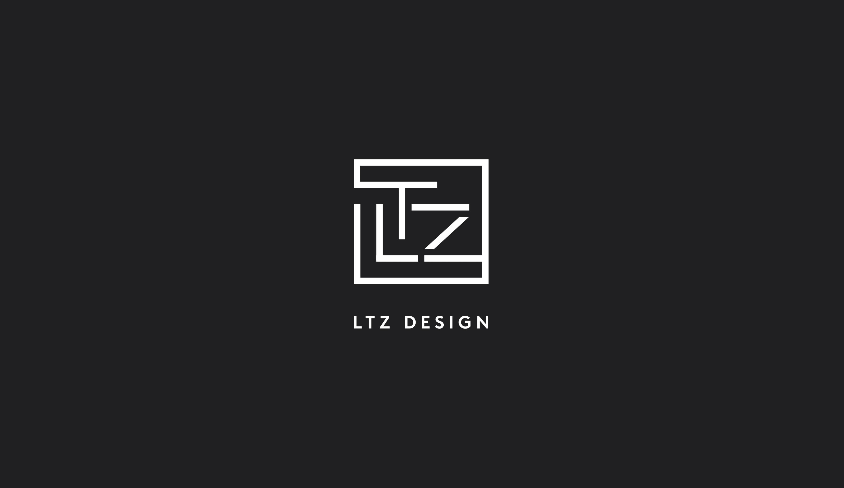 LTZ Design logo design