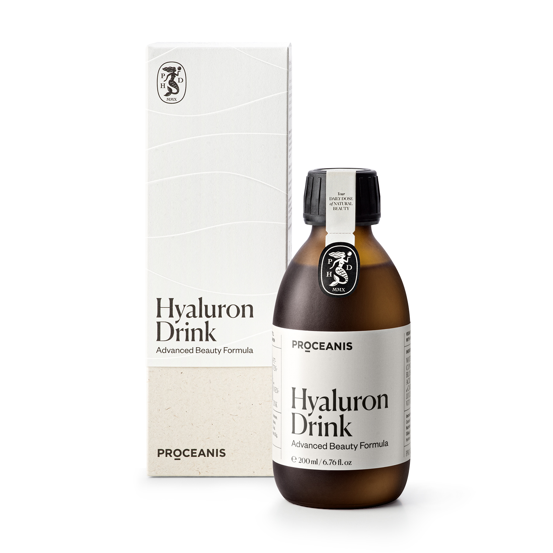 Hyaluron Drink – Einzelflasche - Inhalt: 200 ml (24,95 €* / 100 ml)