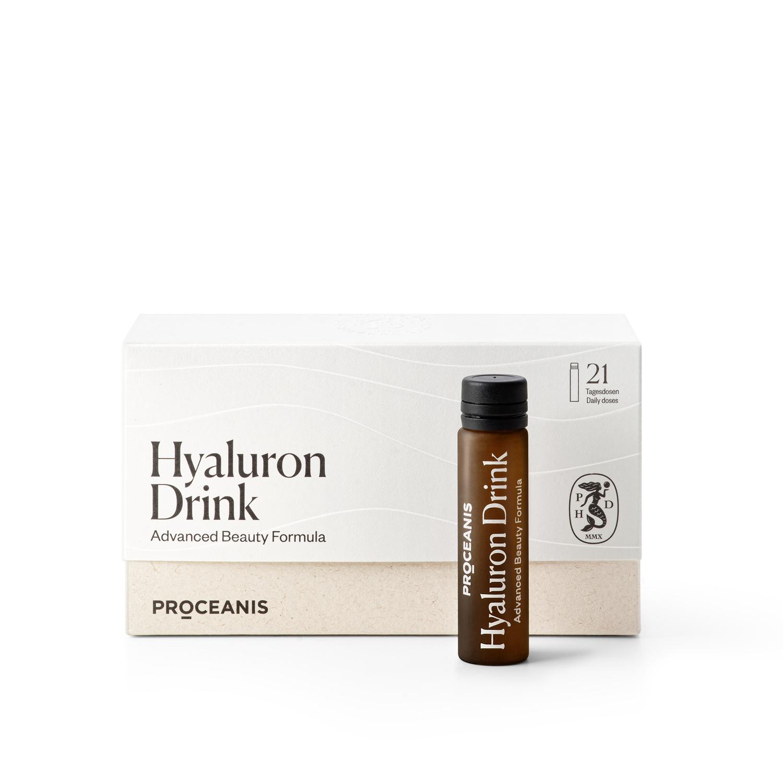 Hyaluron Drink – Traveller - Inhalt: 210 ml (30,90 €* / 100 ml)
