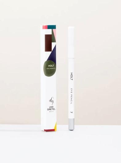 HOLT eye pencil aus dem besten Holz geschnitzt. 100% Natürlich Tierversuchsfrei BDIH Standard. Inhalt: 1,13 g.