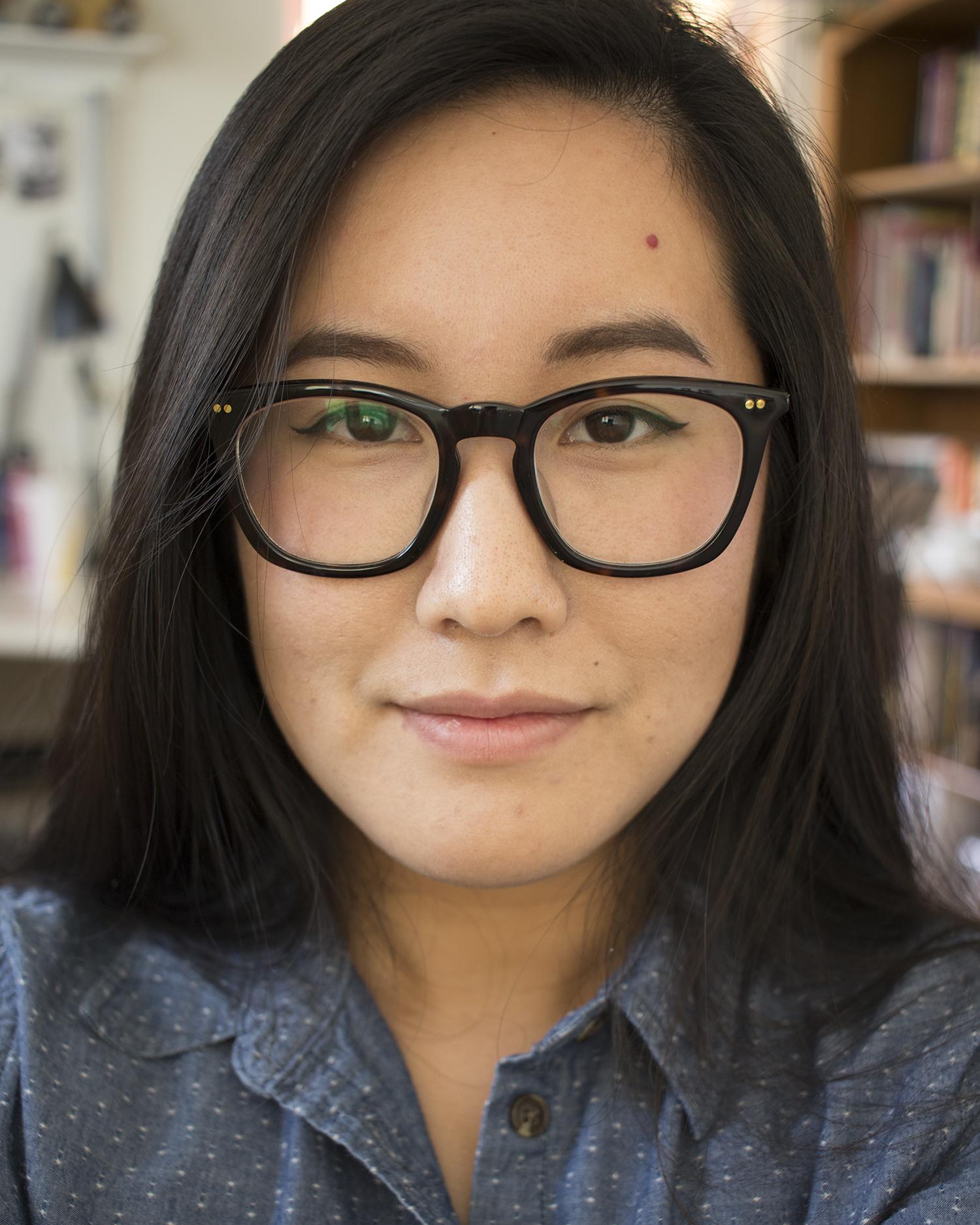 Portrait photo of Julie Ho Sung.