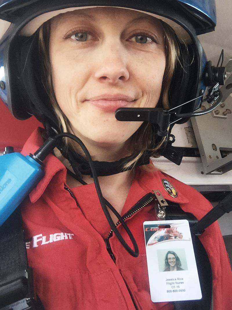 Jessica Nandino helicoptershot