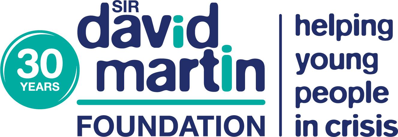 Sir David Martin Foundation logo