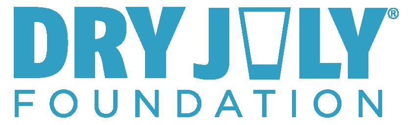 Dry July Foundation logo