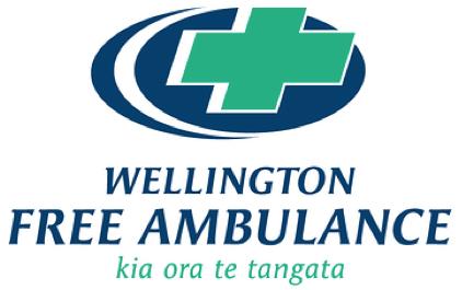 Wellington Free Ambulance logo