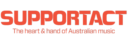 Supportact logo