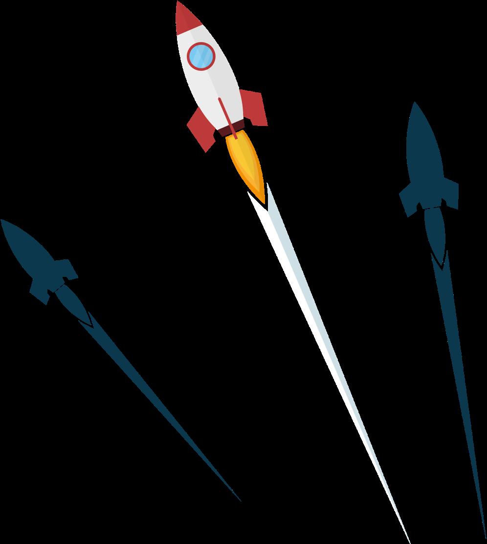 image rocket