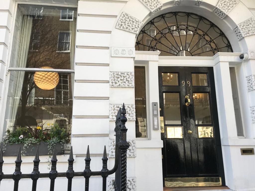 Inside London's new COVID-free 'hubs': Part 1 – a new home for UK breast cancer care