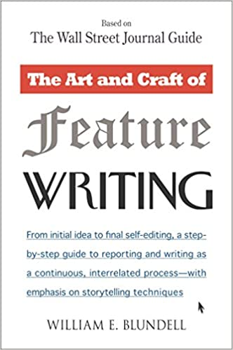 Book cover art for The Art and Craft of Feature Writing