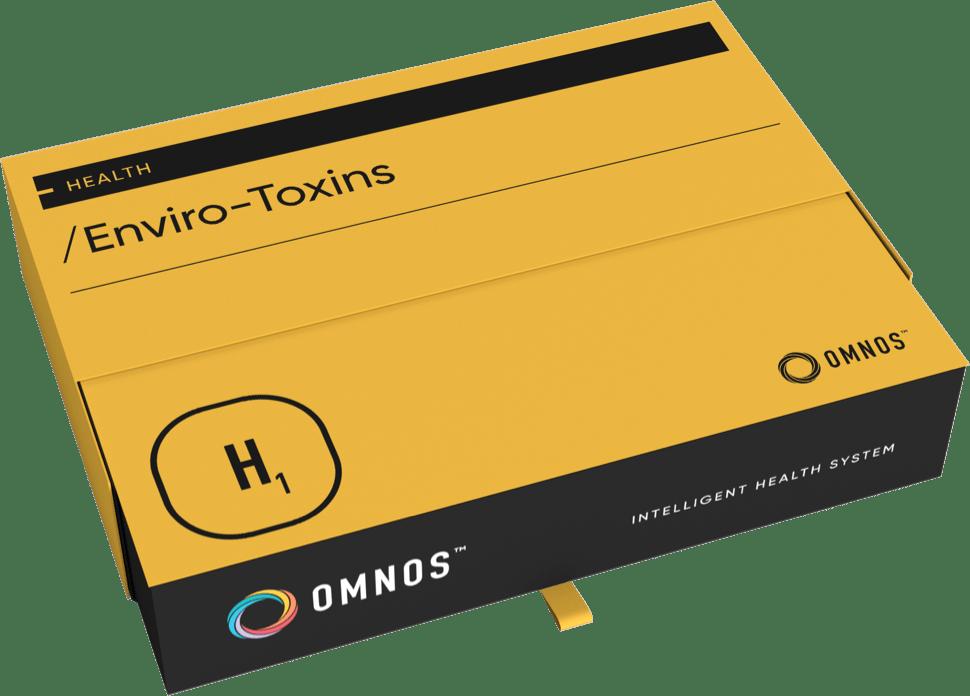 Enviro toxins box