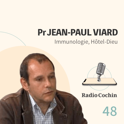 Pr Jean-Paul Viard - Radio Cochin - Épisode 48