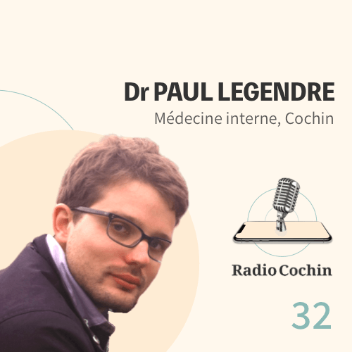 Dr Paul Legendre - Radio Cochin - Épisode 32