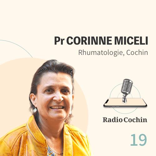 Pr Corinne Miceli - Radio Cochin - Épisode 19