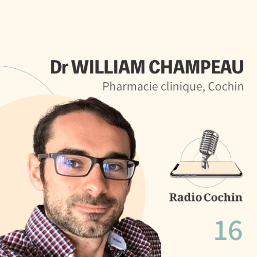 Dr William Champeau - Radio Cochin - Épisode 16