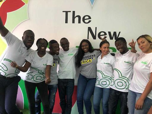 Kudigo Team Picture