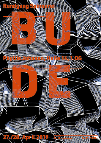Bude Exhibition Poster