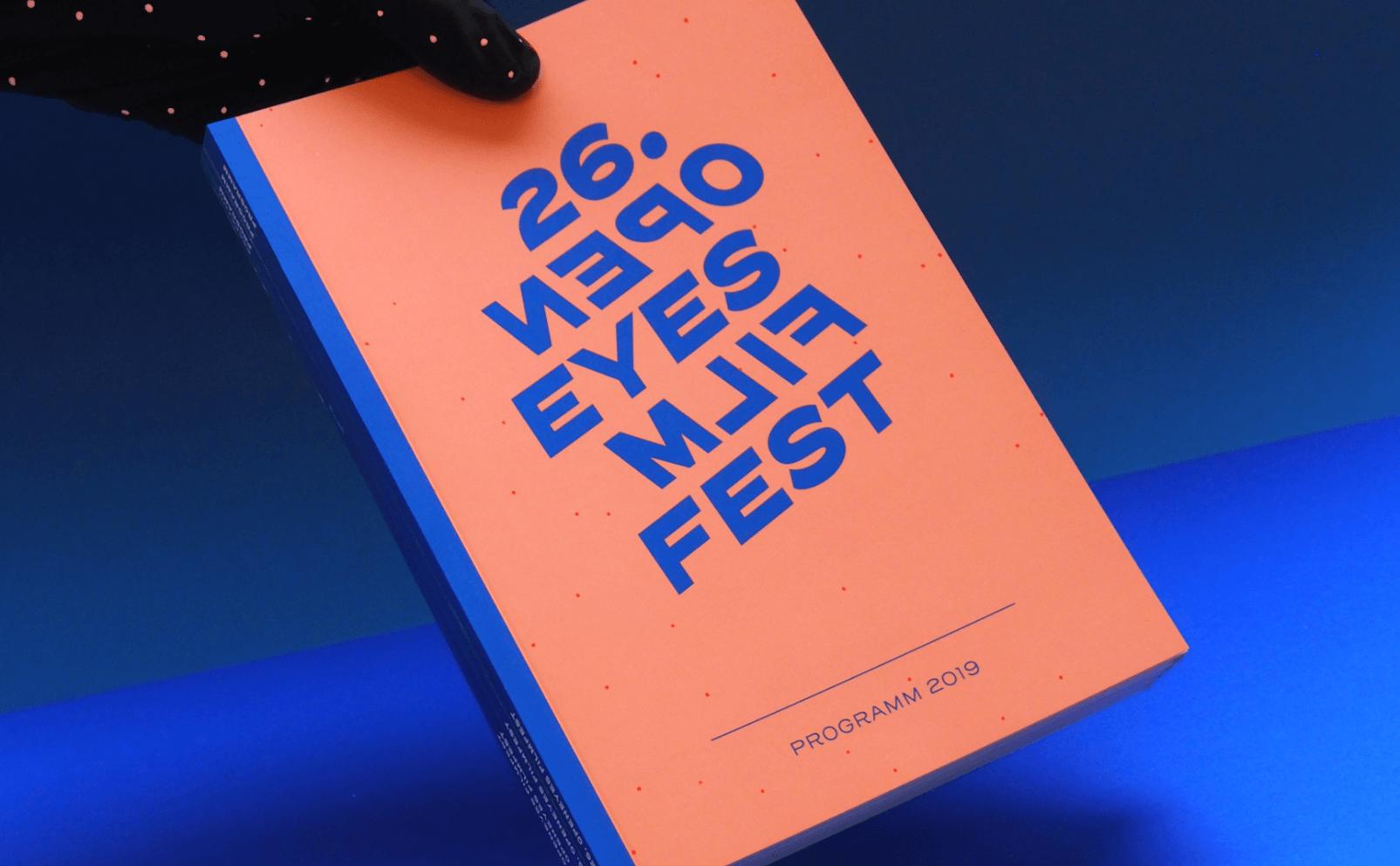 Open Eyes Filmfest Program Booklet