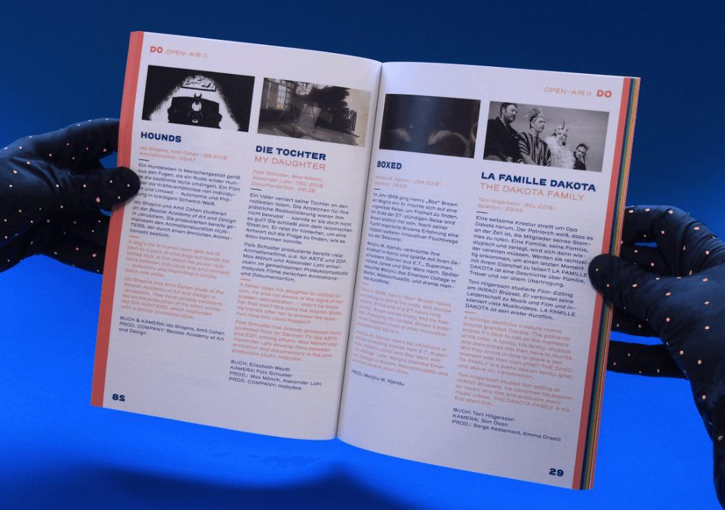 Filmfest Program