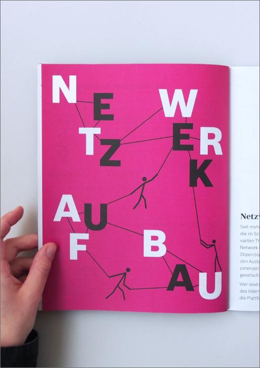 Magazine Chapter Design
