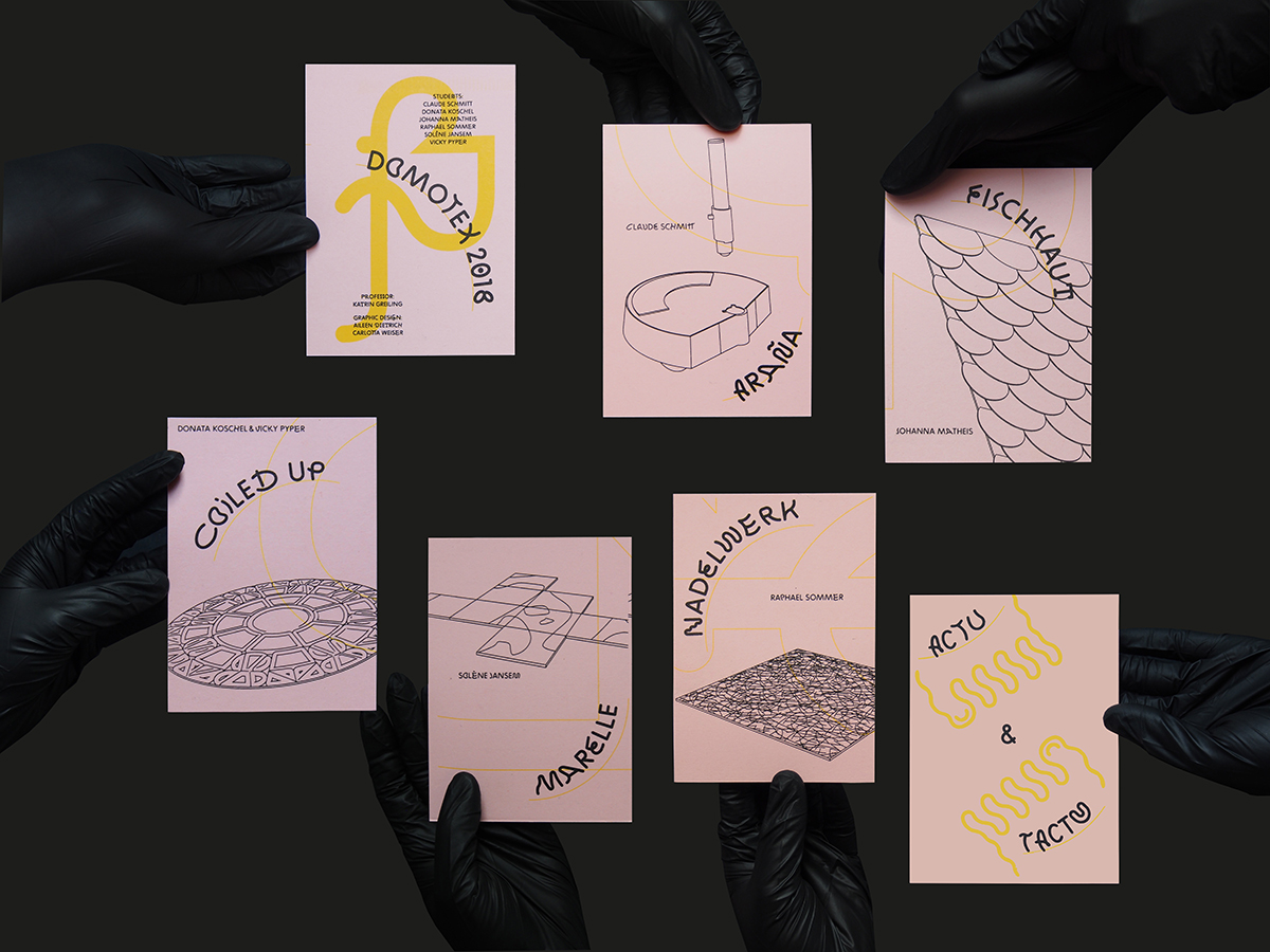 HBKsaar Fairstand Identity Cards