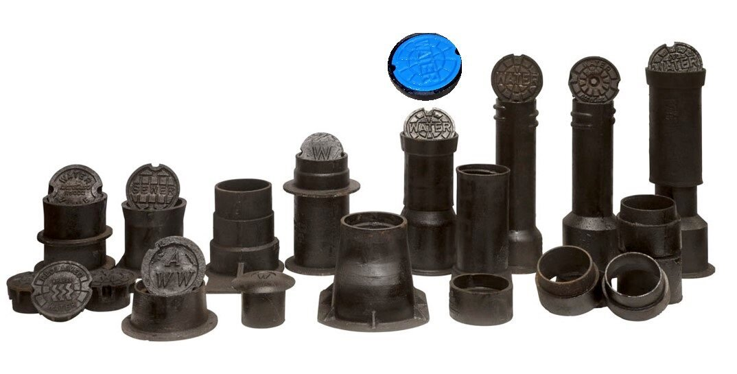 Valve Boxes, Risers & Extensions