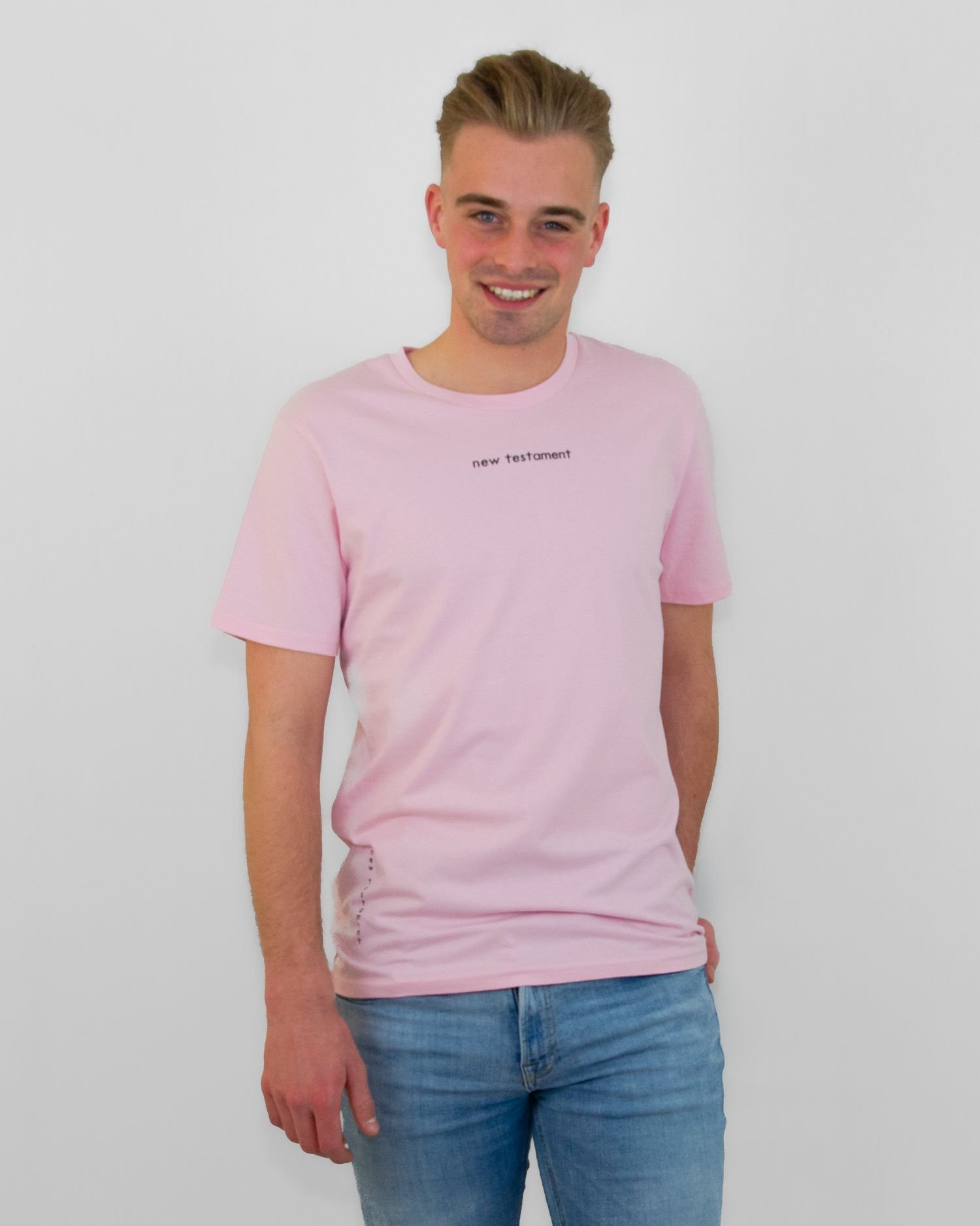Original T Cotton Pink