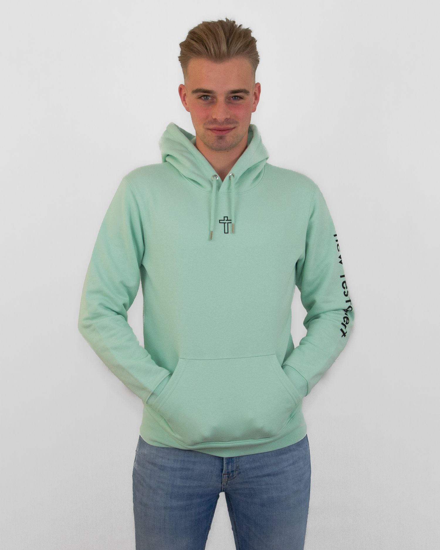 Original Hoodie Mint Green