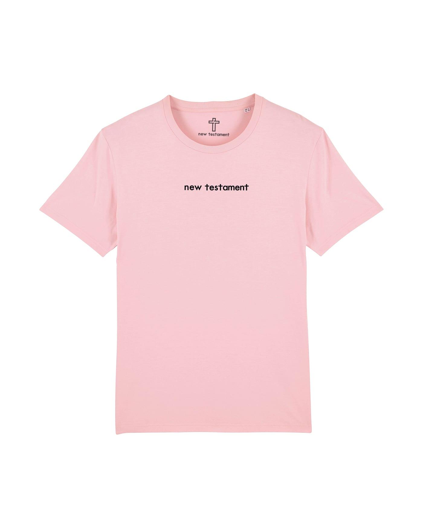 Original T Cotton Pink