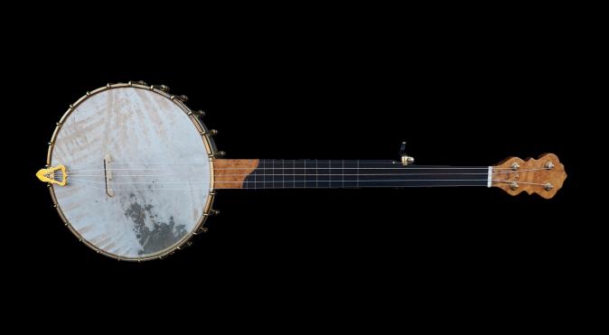 No 23 Overspun banjo