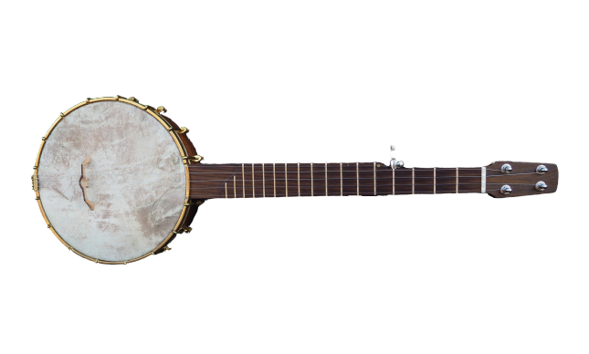No 24 Sapele A scale Banjo