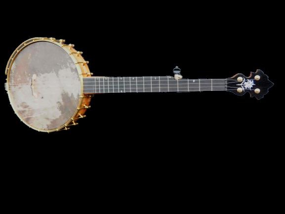 No 36 Edelweiss Banjo